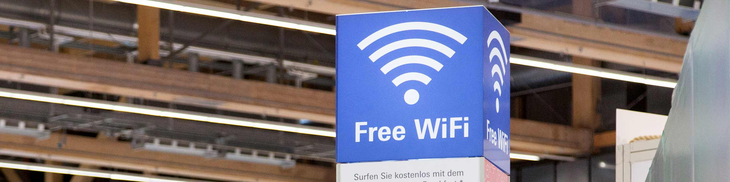 Wifi Solutions Messe Frankfurt