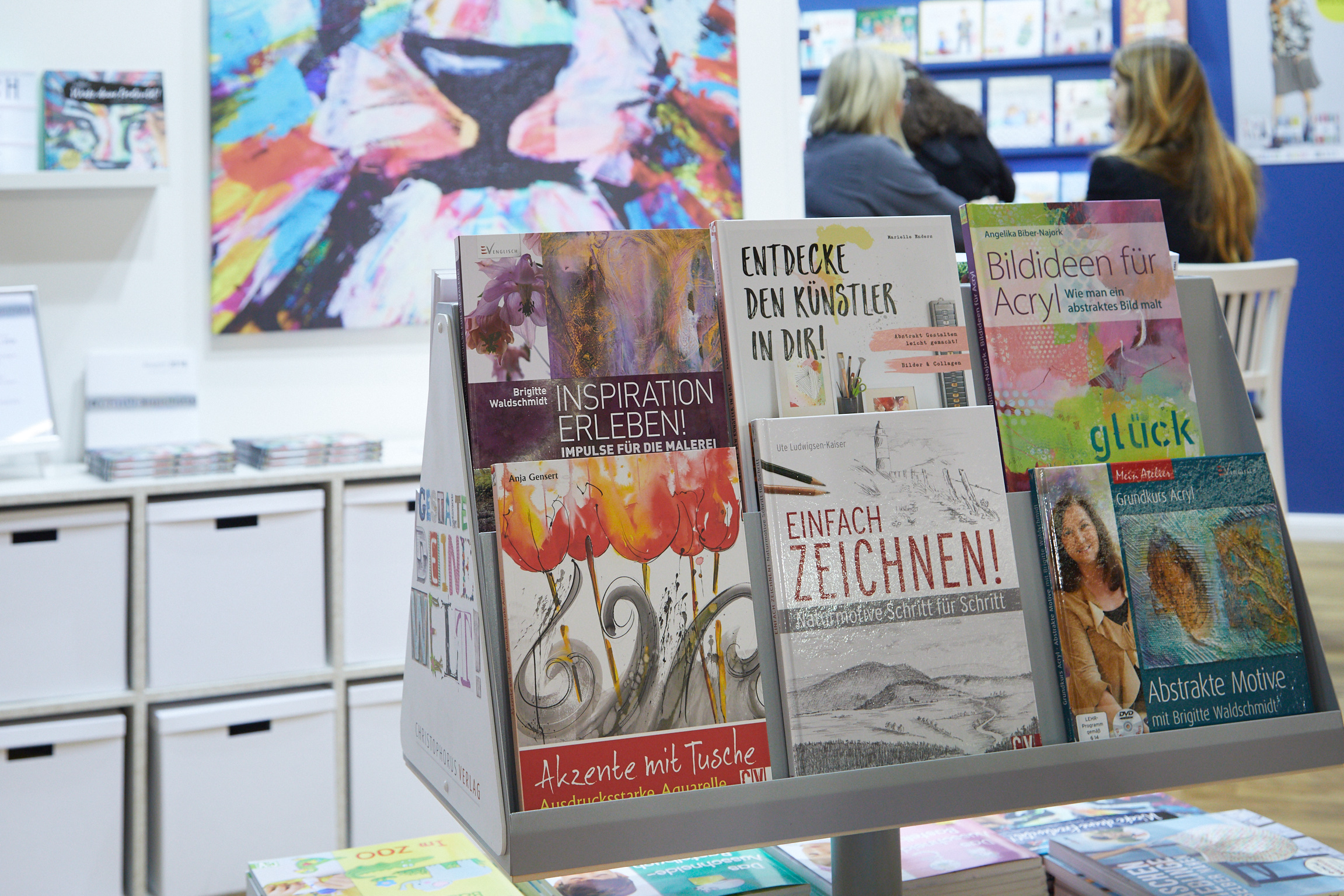 Creative Books / Kreativbücher
