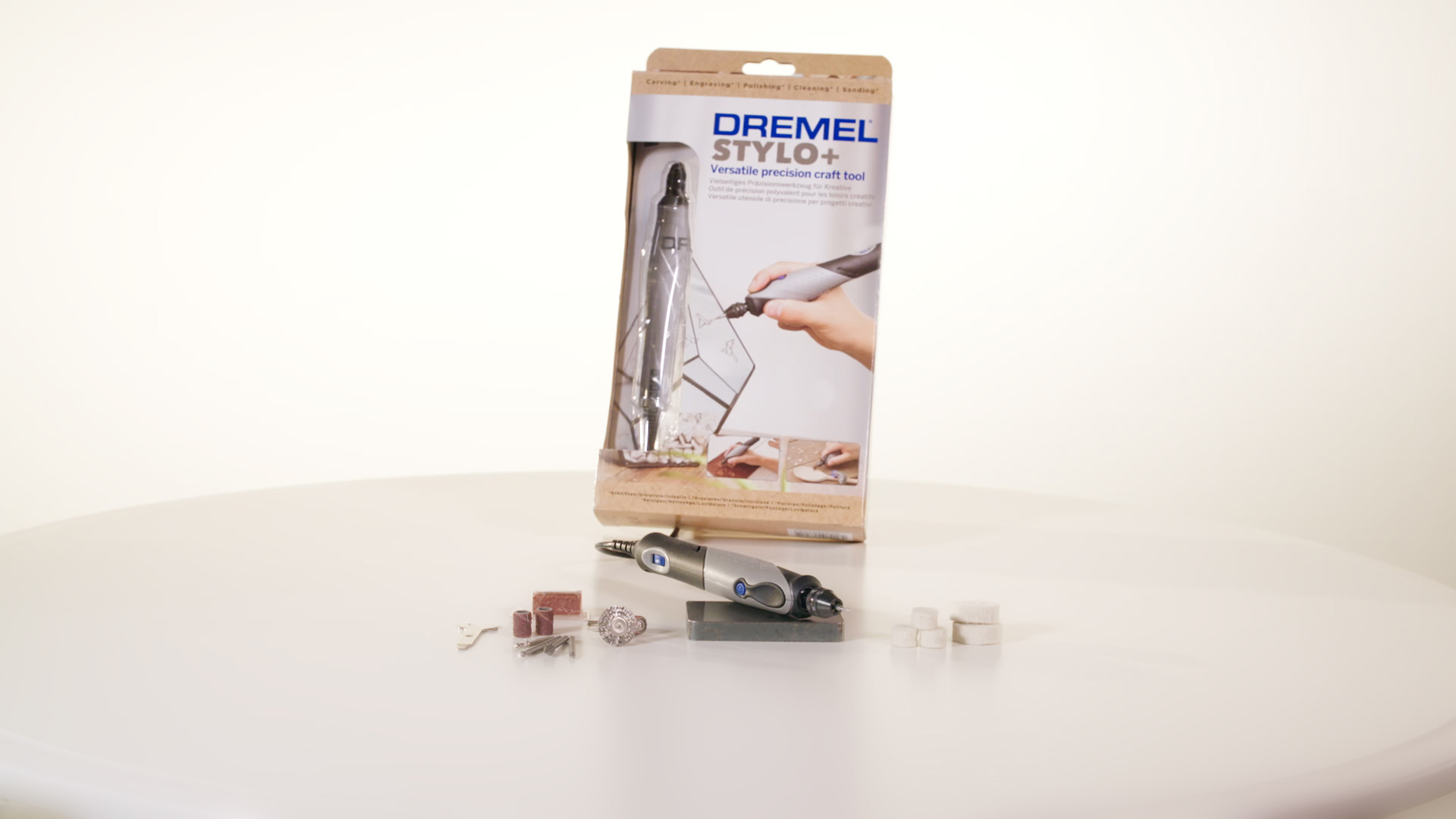 Creative Impulse Award 1st place: Dremel 'Dremel Stylo+'