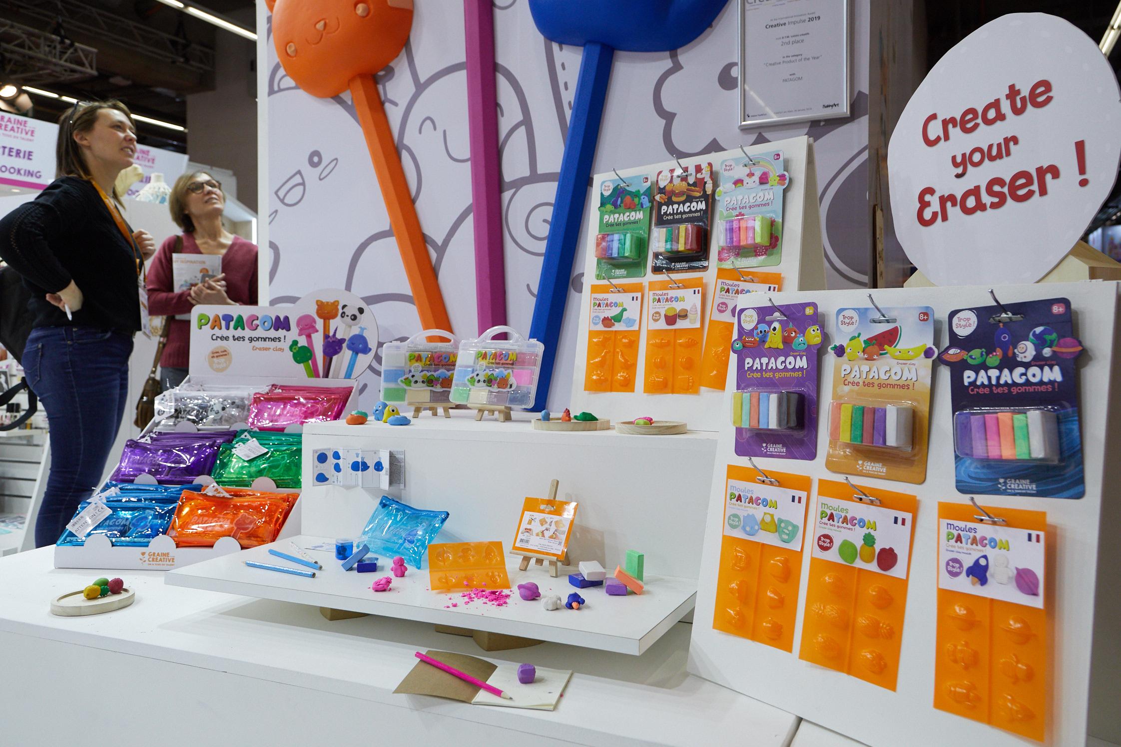 Creativeworld International Trade Fair For Hobby Arts And Crafts