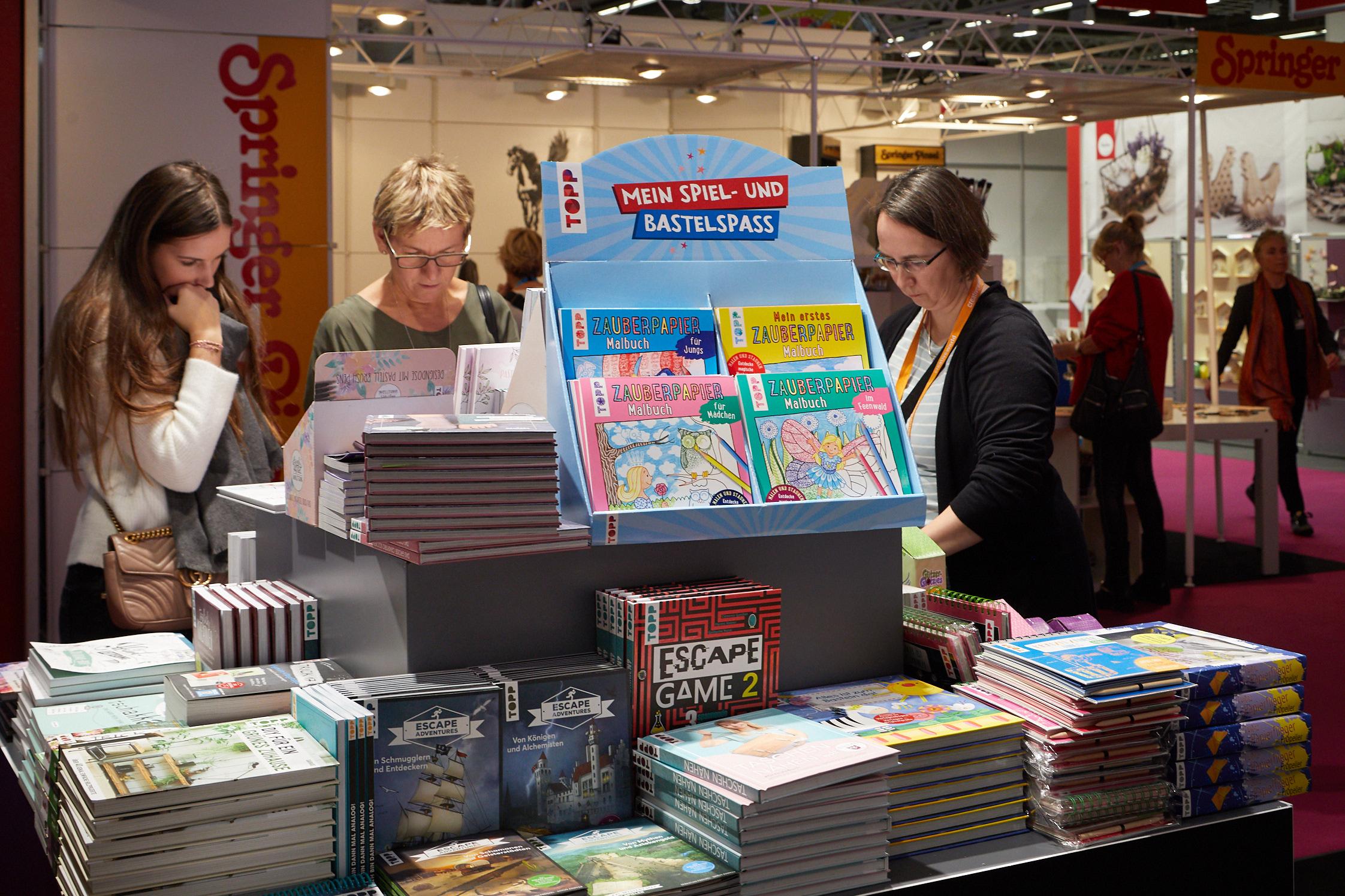 Creativeworld: International Trade Fair for Hobby, Arts and