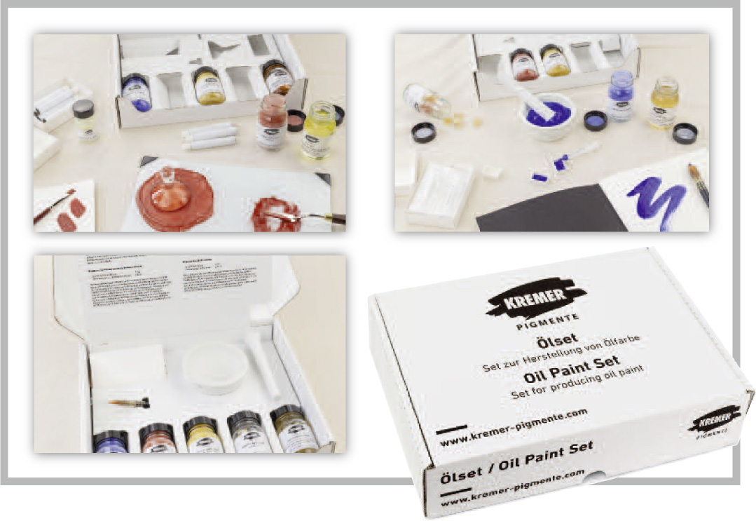 Artistic Product of the Year / 1st place: Kremer Pigmente 'Kremer Pigments Watercolour and Oil Paint Sets'