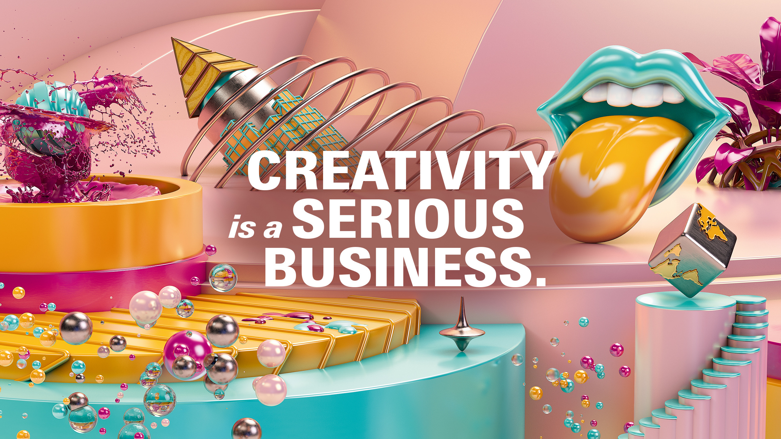 Creativeworld 2021: Creativity is a serious Business