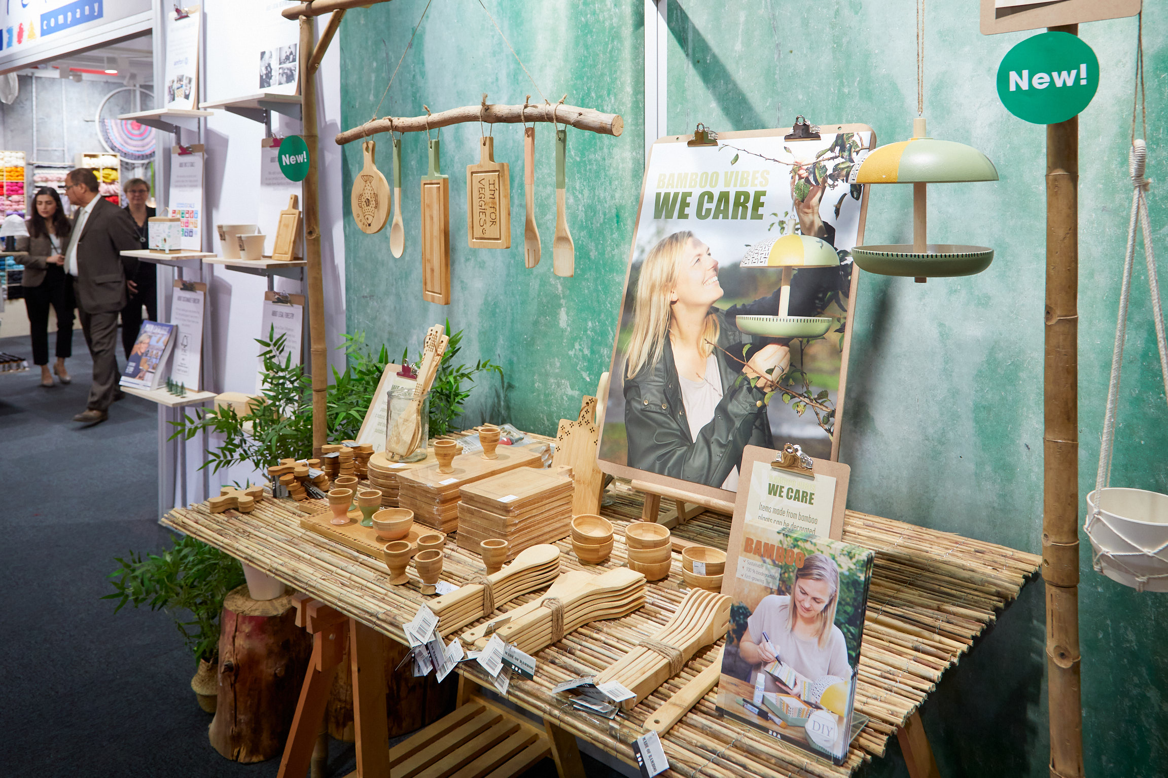 Sustainability is becoming more important with creative products at Creativeworld