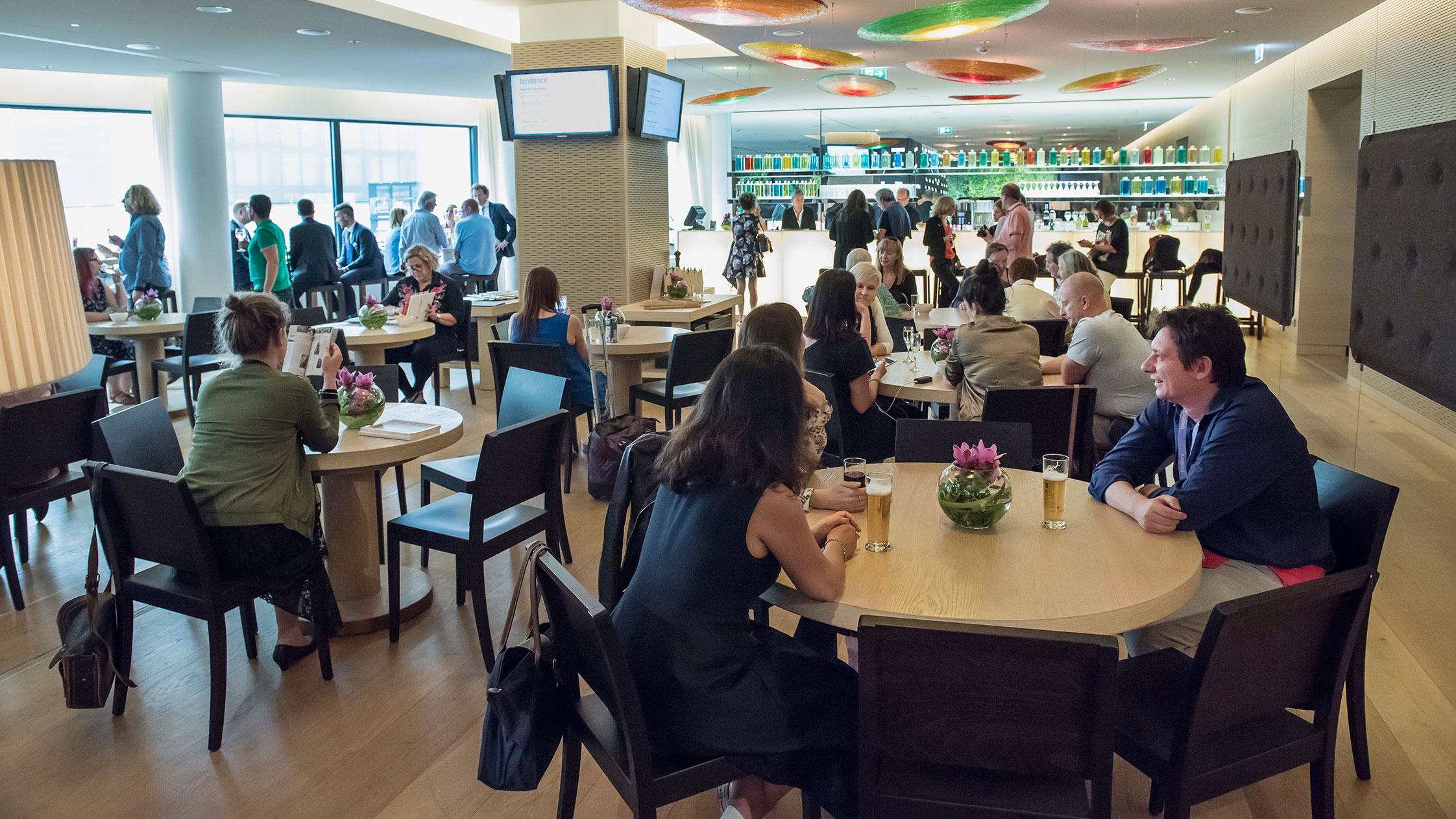 Press Center Restaurant